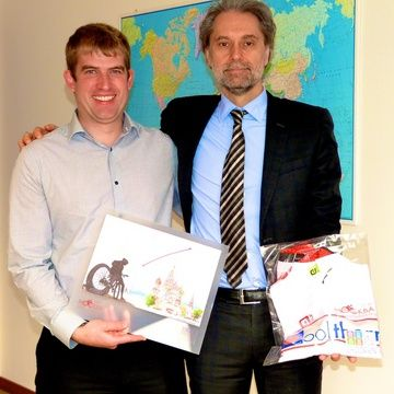 Cooltherm proudly support Geoclima's children's charity 'Geo-for-Children'
