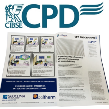 COOLTHERM'S NEW CIBSE CPD IS AVAILABLE NOW!
