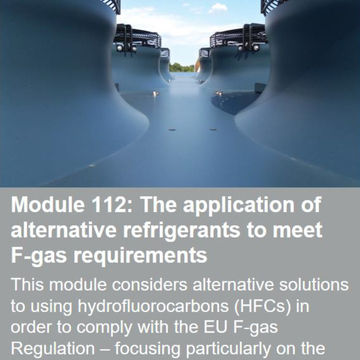 COOLTHERM'S NEW CIBSE CPD ON HFO REFRIGERANTS