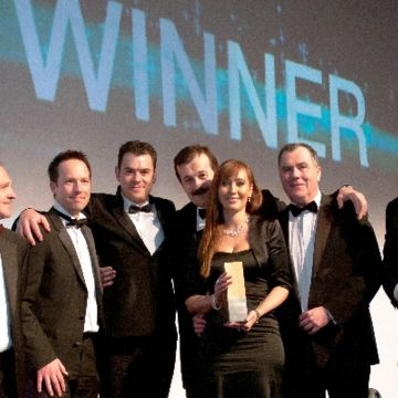 Cool-Therm takes centre stage at CIBSE Awards 2012