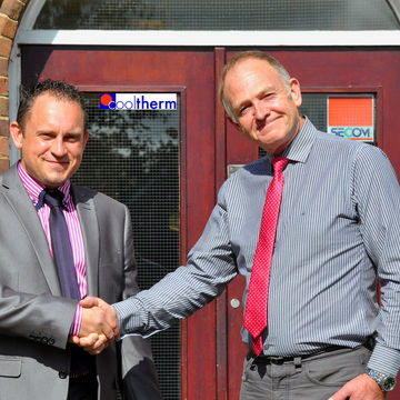 Cool-Therm opens new Southern office to serve mini-boom in London and Home Counties