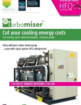 New brochure published on HFO Turbomiser