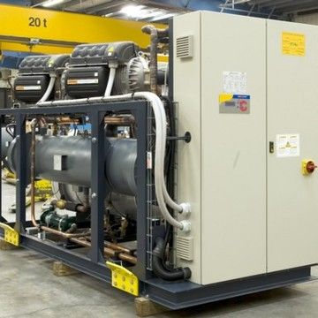 Turbocor Chillers Should Be Serviced By Experts
