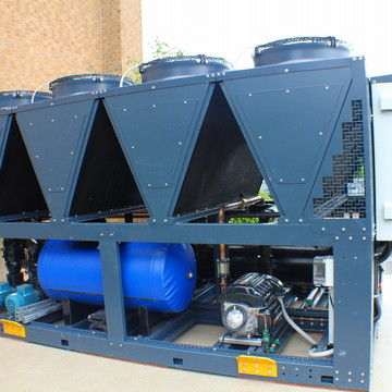 Turbomiser chiller delivers high efficiency solution for semi-conductor manufacturing plant.