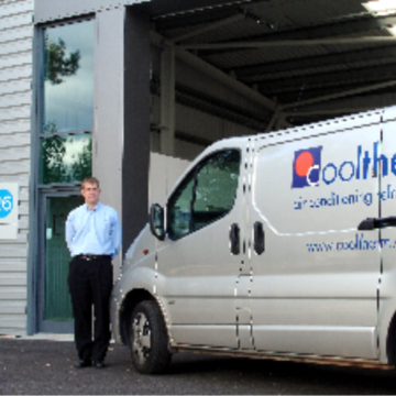 Expanding Cool-Therm opens new branch near Reading