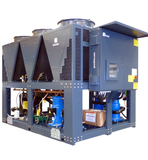 Heat Pumps for Commercial and Industrial Applications - Cooltherm