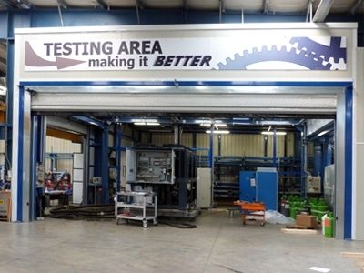 A CUTTING-EDGE TEST CENTRE FOR THE HIGHEST ACCURACY