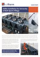 Bath University case study