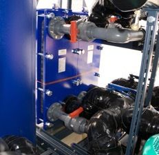 AQUA BIO WATER RECYCLING CHILLER TURBOMISER